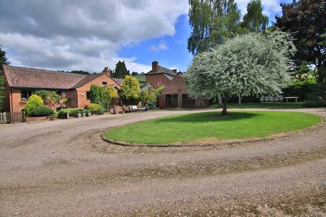 Thumbnail Detached house for sale in Warren Lane, Lea, Ross-On-Wye, Herefordshire