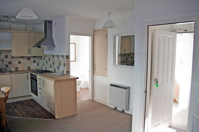 Thumbnail Flat to rent in Market Street, Haverfordwest