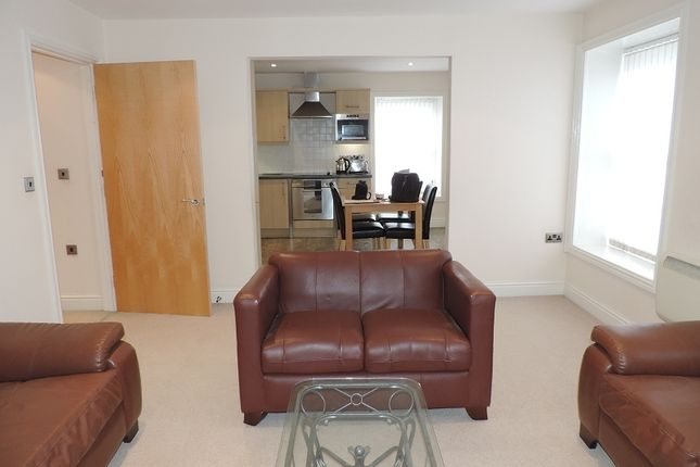 Thumbnail Flat to rent in 2 Old Railway Apartments, Victoria Road, Milford Haven