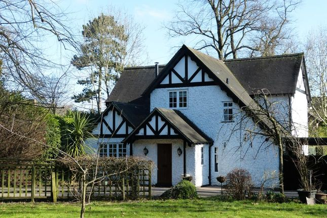 Thumbnail Detached house for sale in Clay Lake, Endon, Stoke-On-Trent