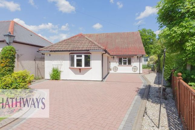 Thumbnail Detached bungalow for sale in Ashford Close, Croesyceiliog, Cwmbran
