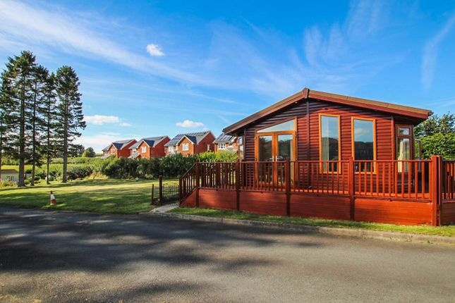 Thumbnail Mobile/park home for sale in Cilmery, Builth Wells