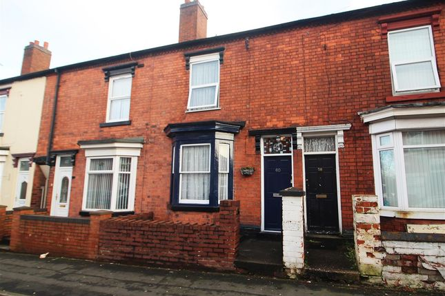 3 bed terraced house for sale in Cecil Street, Walsall WS4