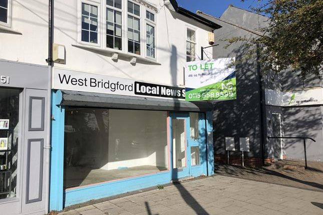 Shops Retail Premises For Rent In West Bridgford Rent In