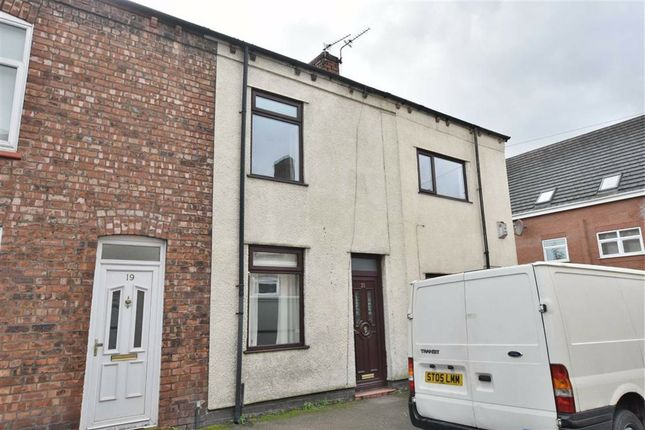 Outside Front of Youd Street, Leigh WN7