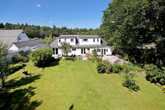 Thumbnail Detached house for sale in Exeter Cross, Liverton, Newton Abbot