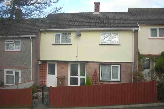 Thumbnail Terraced house to rent in Budshead Road, Crownhill, Plymouth