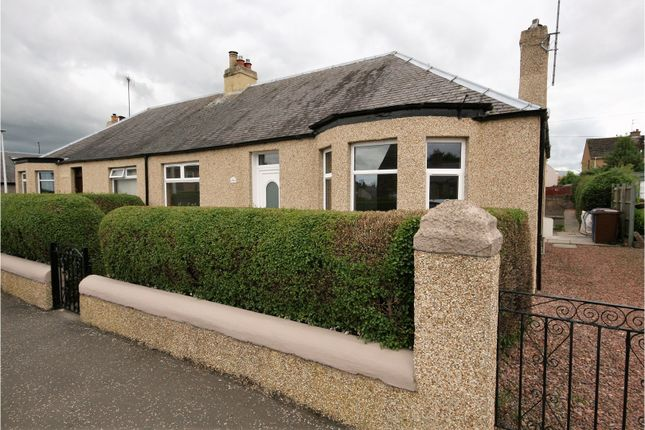 Thumbnail Semi-detached bungalow for sale in Dobbie's Road, Bonnyrigg