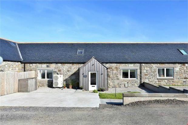 Thumbnail Terraced house to rent in Broadshead, Fintray, Aberdeen