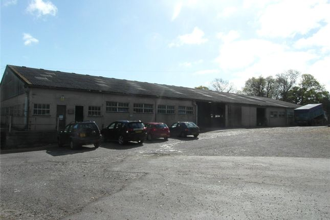 Thumbnail Light industrial to let in Stogursey, Bridgwater, Somerset