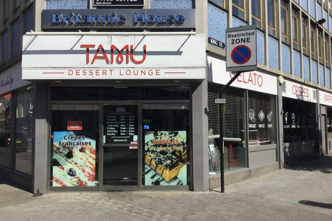 Restaurant/cafe for sale in Cowgate, Peterborough