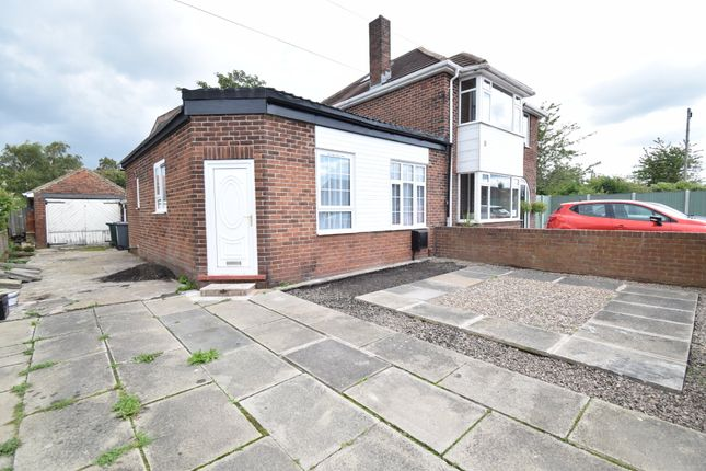 1 bed semi-detached bungalow to rent in Windhill Drive, Staincross, Barnsley S75