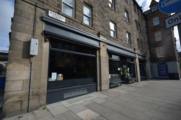 Thumbnail Restaurant/cafe to let in Marshall Street, Edinburgh