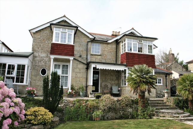 Thumbnail Detached house for sale in Eastcliff Road, Shanklin
