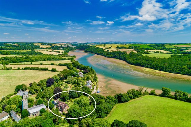 Thumbnail Detached house for sale in St. Clement, Truro