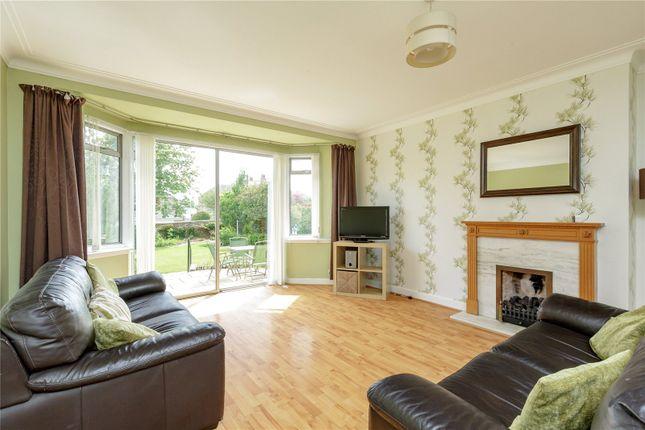 Sitting Room of 11 Hallhead Road, Newington, Edinburgh EH16