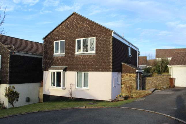 Thumbnail Semi-detached house for sale in Brakefield, South Brent