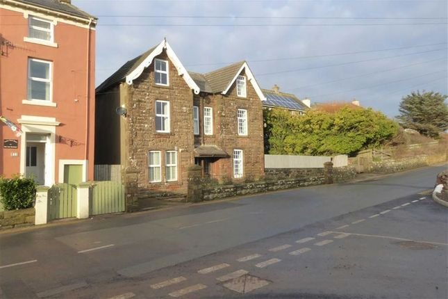 Thumbnail Semi-detached house for sale in Abbotts Cottage, Beach Road, St Bees