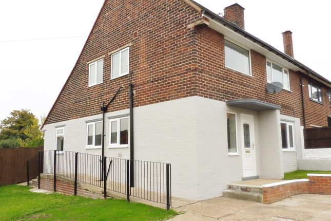 Front View of Windmill Avenue, Grimethorpe, Barnsley S72