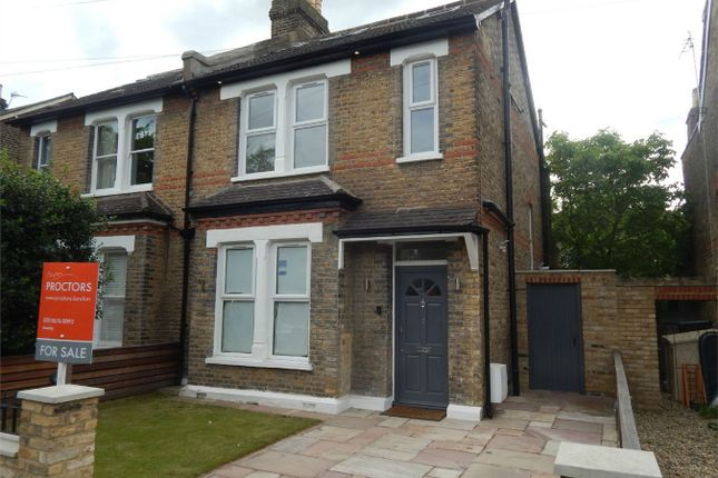 Thumbnail Semi-detached house for sale in Morland Road, Penge, London