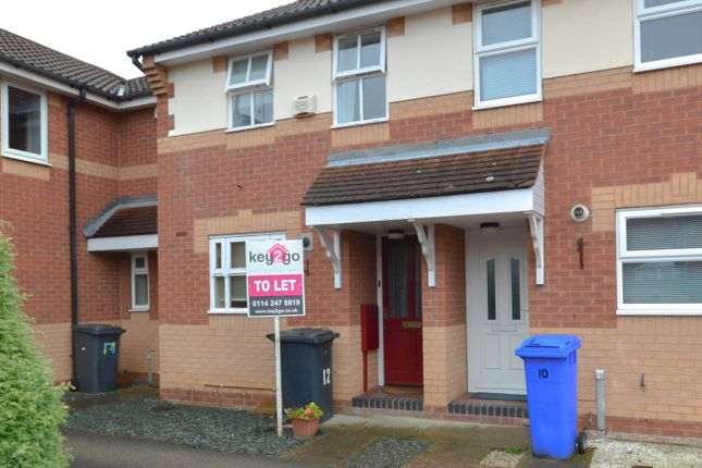 Thumbnail Terraced house to rent in Deepwell Court, Halfway