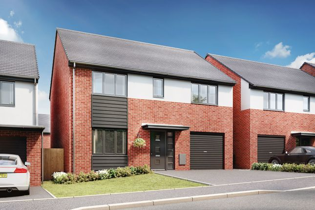 """Thumbnail Detached house for sale in """"The Strand"""" at Llantrisant Road, Capel Llanilltern, Cardiff"""