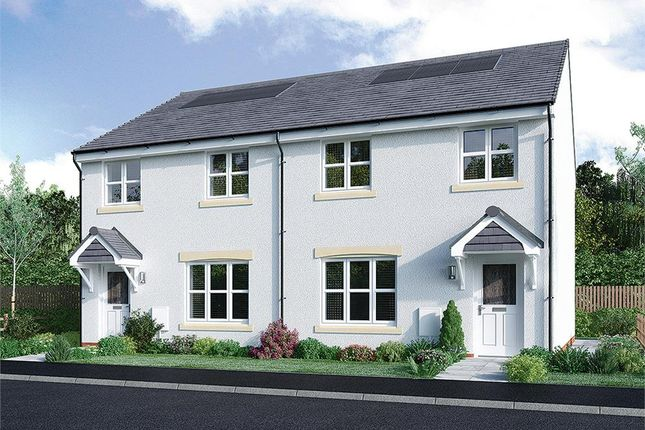 "Thumbnail Mews house for sale in ""Meldrum End"" at Queen Mary Avenue, Clydebank"