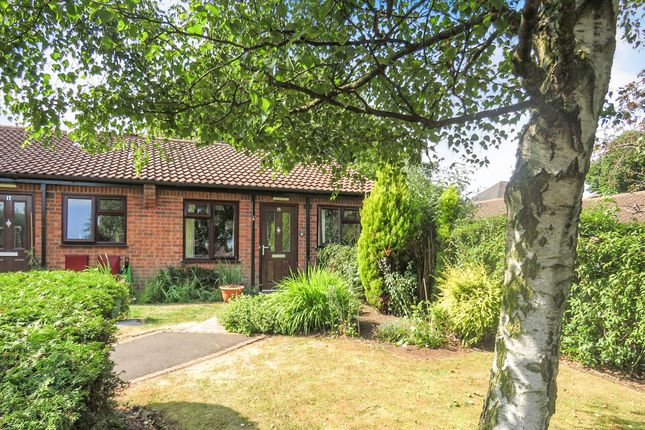 Thumbnail Terraced bungalow for sale in Magnolia Close, Strelley, Nottingham