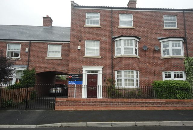 Thumbnail Town house for sale in The Stripe, Stokesley, Middlesbrough, North Yorkshire