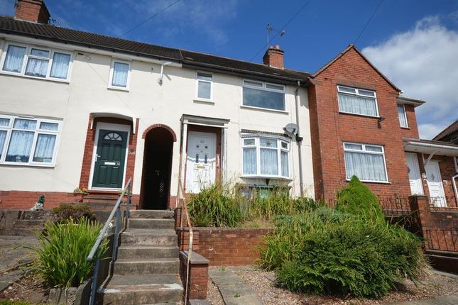 Thumbnail Terraced house for sale in The Horseshoe, Oldbury
