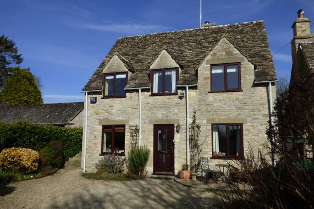 Thumbnail Detached house for sale in Church Street, Meysey Hampton, Cirencester