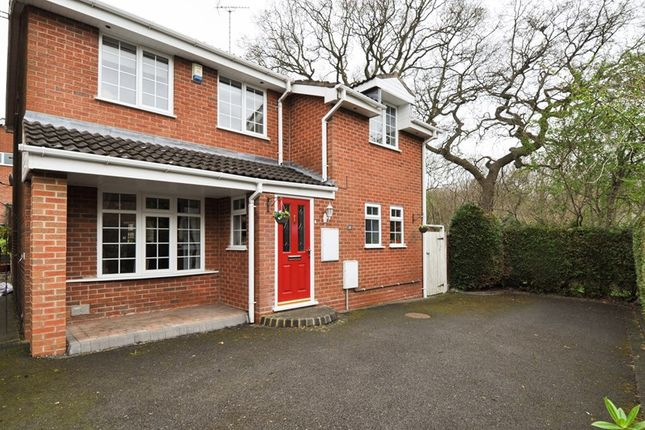 Thumbnail Detached house for sale in Stoneleigh Close, Oakenshaw South, Redditch