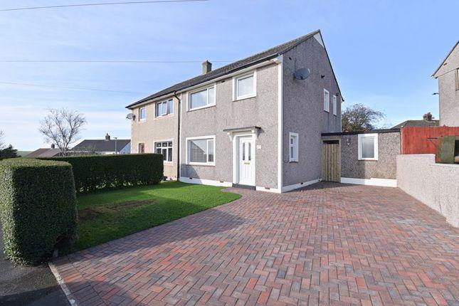 Thumbnail Semi-detached house for sale in Homewood Road, Hensingham, Whitehaven