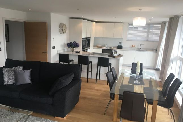 Thumbnail Flat to rent in Kingsley Walk, Cambridge CB5, Coldham′S Common