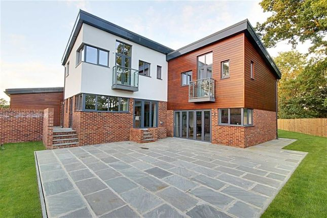 Thumbnail Detached house for sale in Holly Bush Lane, Bushey