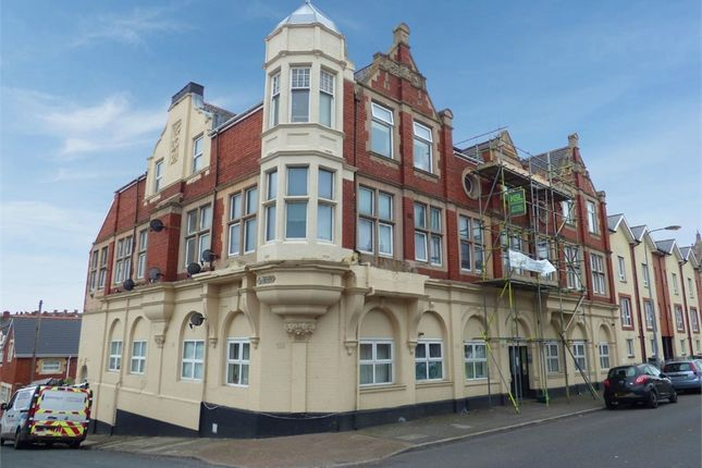 Thumbnail Flat for sale in Court Road, Barry, Vale Of Glamorgan