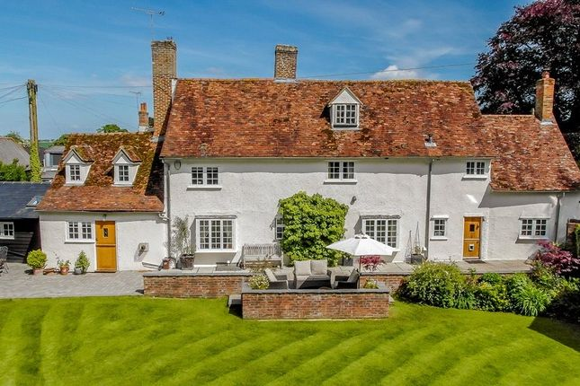 Thumbnail Detached house for sale in High Street, Barley, Royston, Cambridgeshire