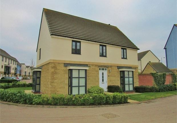 Thumbnail Detached house for sale in Cromwell Ford Way, Stella Riverside, Blaydon