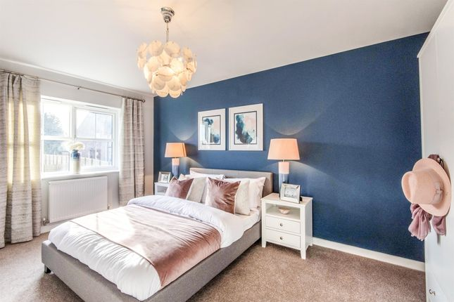 Thumbnail Detached house for sale in Braithwell Road, Maltby, Rotherham