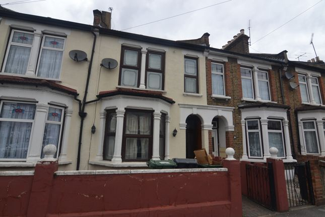 Thumbnail Terraced house to rent in Belmont Park Road, Leyton