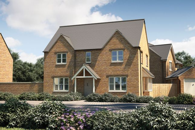 """Thumbnail Detached house for sale in """"The Arlington"""" at Bretch Hill, Banbury"""