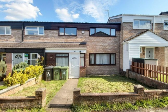 Thumbnail Terraced house for sale in Little Hill, Droitwich