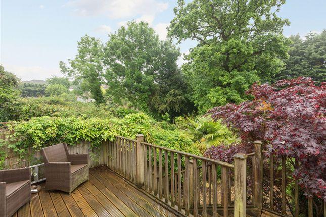 Garden of Glebe Lane, Arkley, Barnet EN5