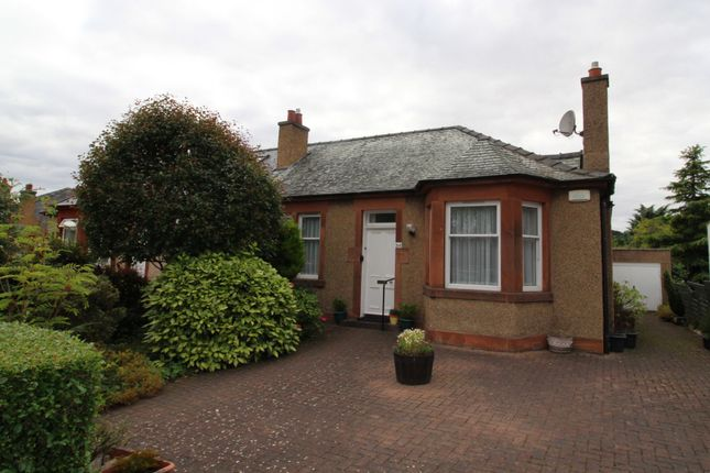 Thumbnail Detached bungalow for sale in Strachan Road, Blackhall, Edinburgh