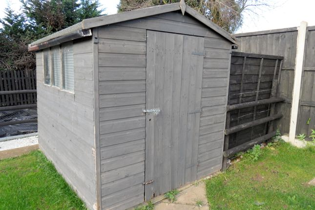 Rear Shed of Little London, Long Sutton, Spalding, Lincolnshire PE12