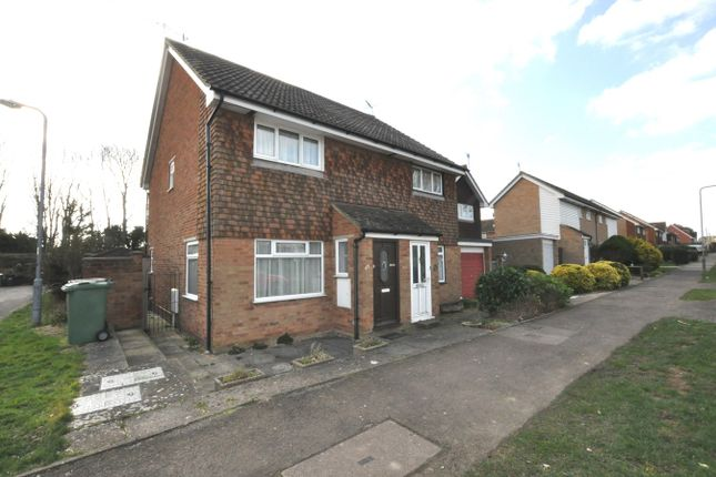 Thumbnail Semi-detached house for sale in Ashdown Road, Bexhill-On-Sea