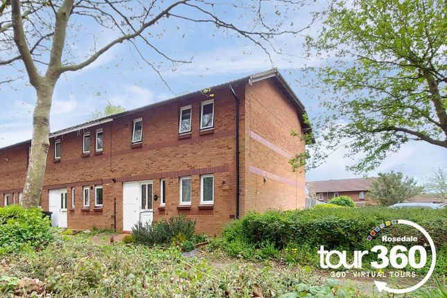 3 bed end terrace house for sale in Copsewood, Peterborough PE4
