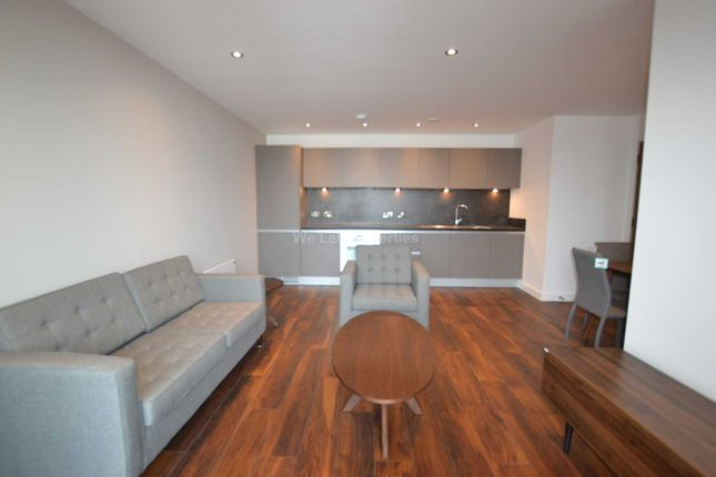 Thumbnail Flat to rent in Water Street, Manchester