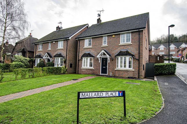 Thumbnail Detached house for sale in Mallard Place, High Wycombe