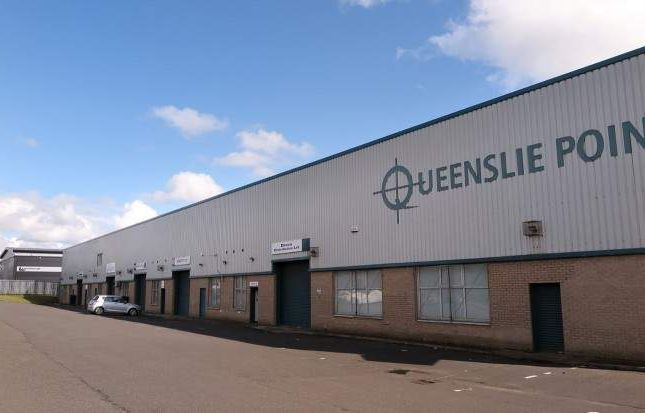 Thumbnail Light industrial to let in 120 Stepps Road, Glasgow